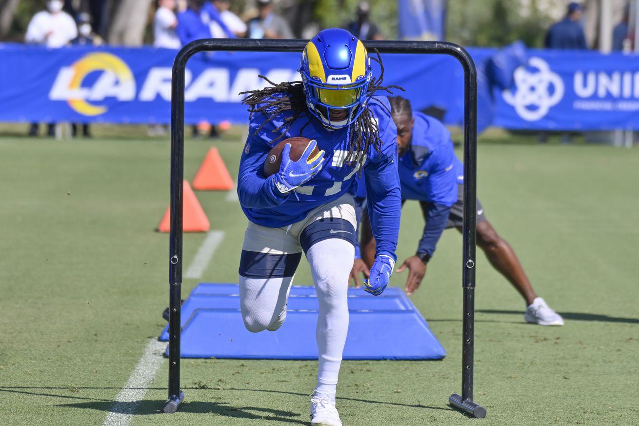 Los Angeles Rams Training Camp