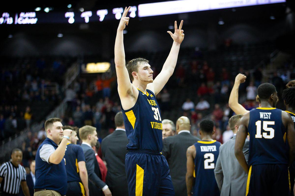 NCAA Basketball: Big 12 Conference Tournament-Oklahoma vs. West Virginia