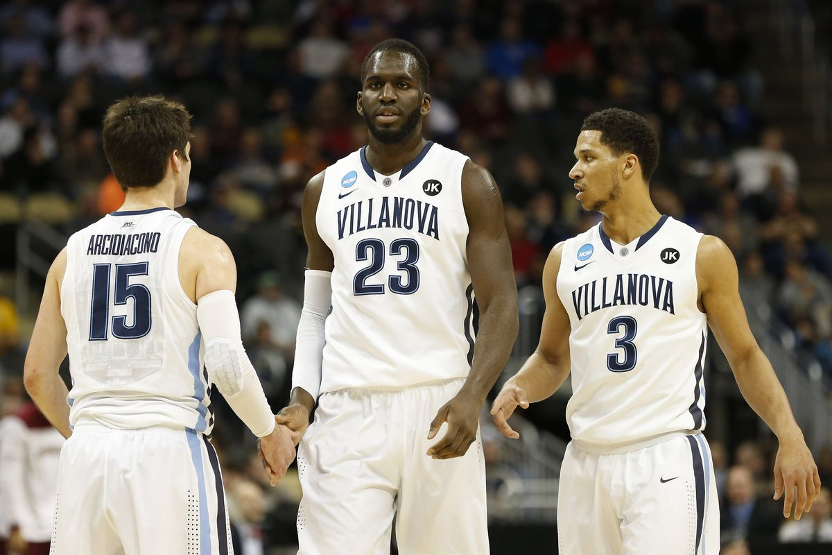 2015-16 Men's College Basketball AP Poll: North Carolina at #1, Villanova at #11 - VU Hoops