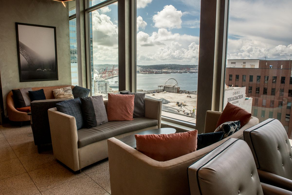 Fog Room And Patagon Open Inside Downtown S Charter Hotel