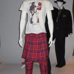 Vivienne Westwood Bondage Attire: Once worn by Simon Doonan!