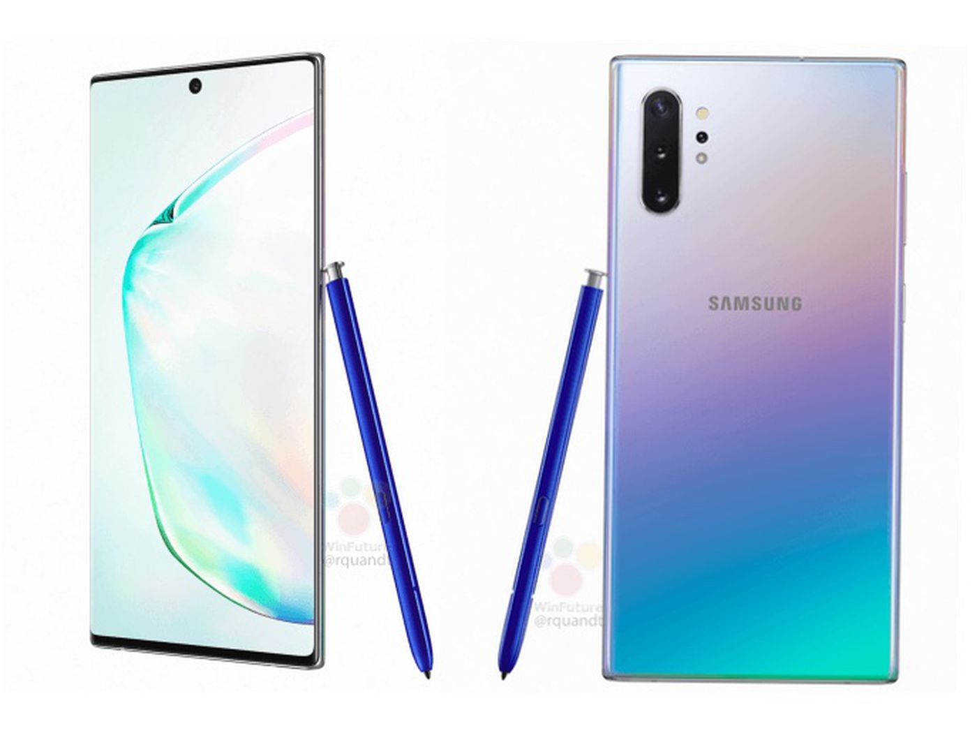 Samsung S Galaxy Note 10 Will Reportedly Include Ultra Fast Wired And Wireless Charging The Verge