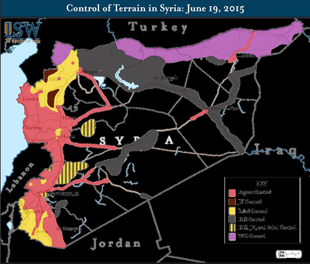 syria map june 19