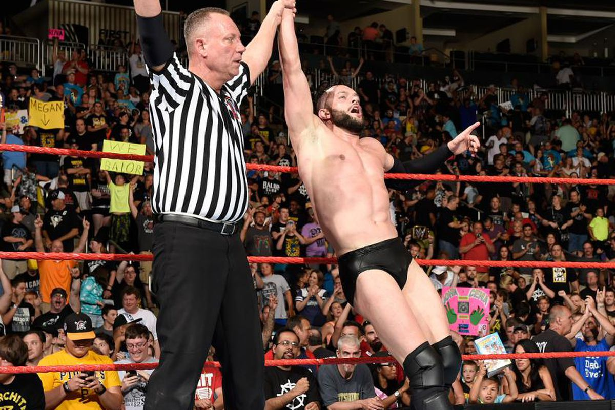 Finn Bálor Keeps It Real About His Main Roster Debut Heads Back To Nxt For This Weekend S House Shows Cageside Seats