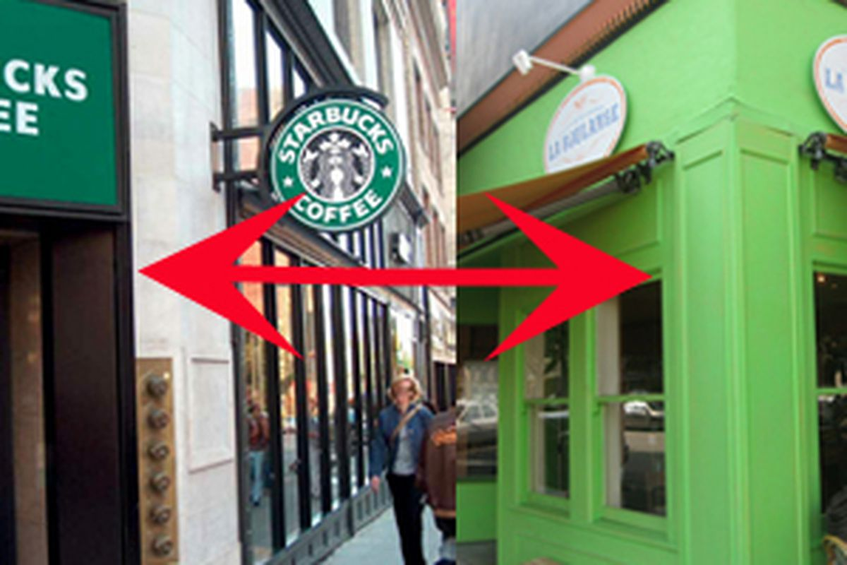 La Boulange Rolling Out To Starbucks Next Week Eater Sf