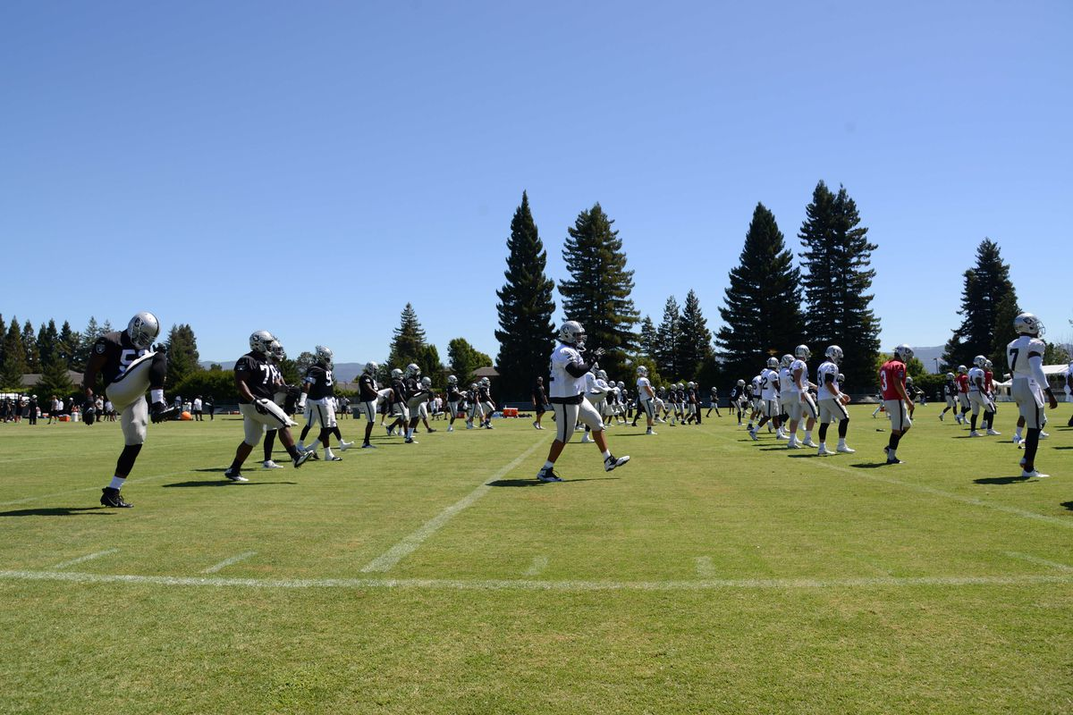 Raiders Release First 2016 Depth Chart