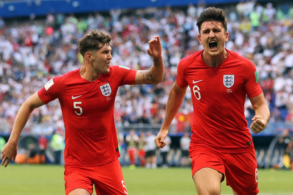 Soccer: World Cup-England vs Sweden