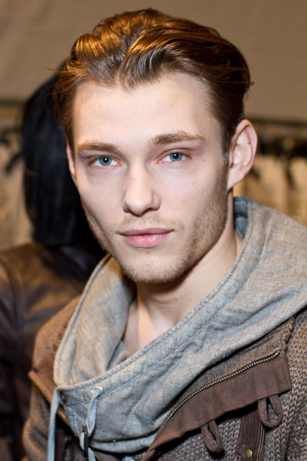 The Hot Male Models of Fashion Week: Day 1 - Racked