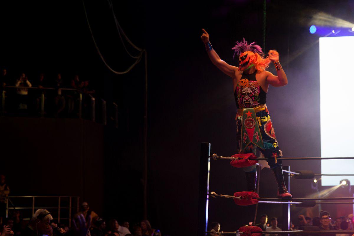 World Wide Wrestling In Colombia