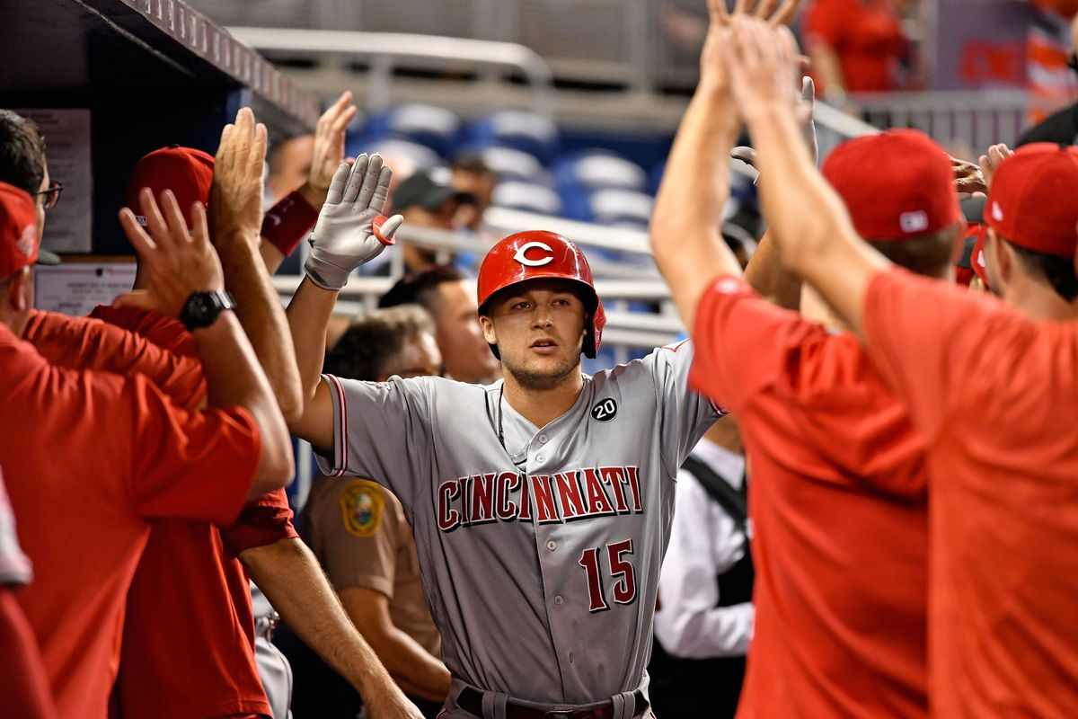 Cincinnati Reds CF Nick Senzel out for season with torn labrum