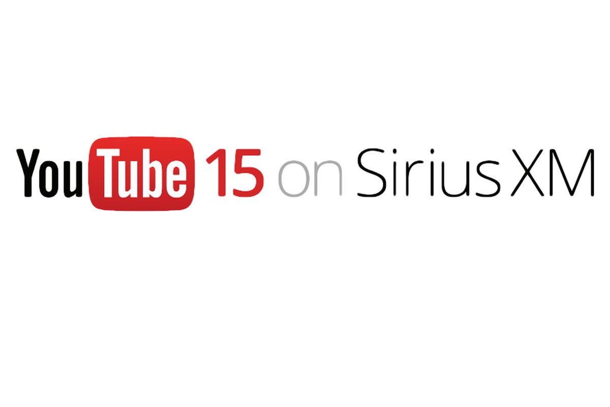 YouTube will help create a weekly show for Sirius XM satellite radio