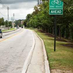 The Beltline crosses Memorial Drive and extends along Bill Kennedy Way.