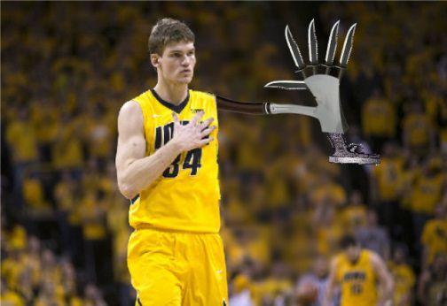 Woodbury Hatchet Arm
