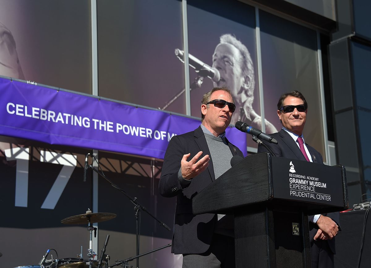 Grammy Museum Experience Prudential Center Ribbon-Cutting Ceremony