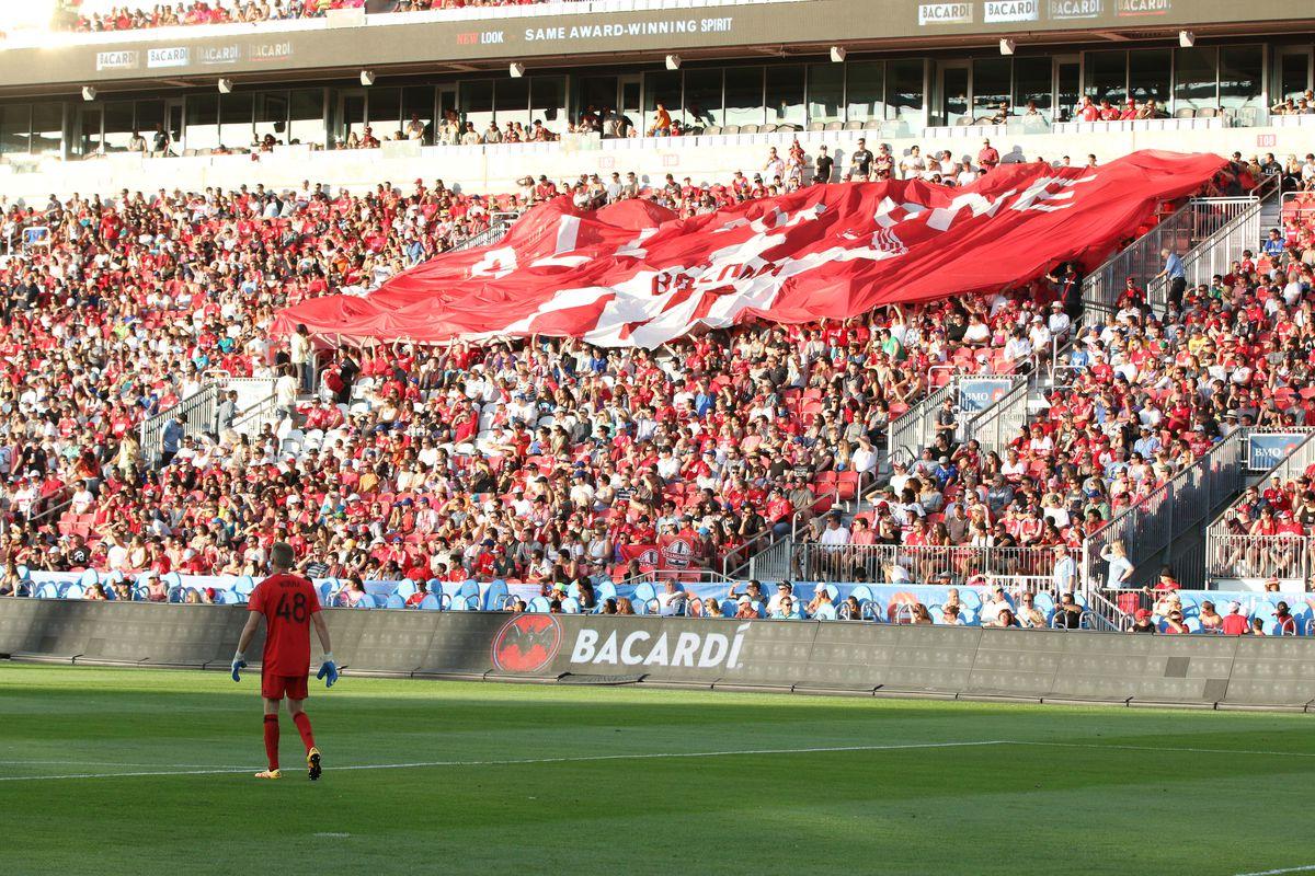 Photo Essay: Toronto FC Shines Bright Against DC United