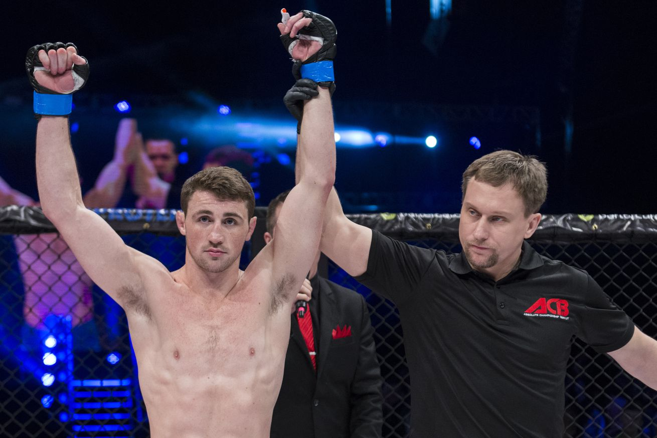 English prospect Brendan Loughnane: 'I don't know what UFC's criteria are anymore'
