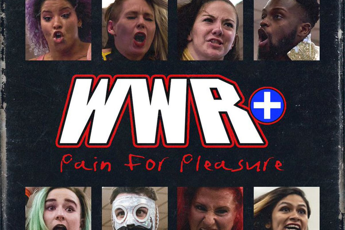 Poster for WWR+ Pain for Pleasure