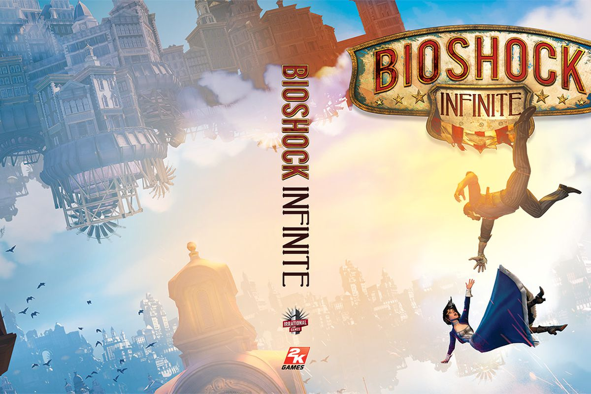 BioShock Infinite Developer Irrational Games Released A Group Of Alternate Covers For The Game Today Giving Players Opportunity To Replace Booker