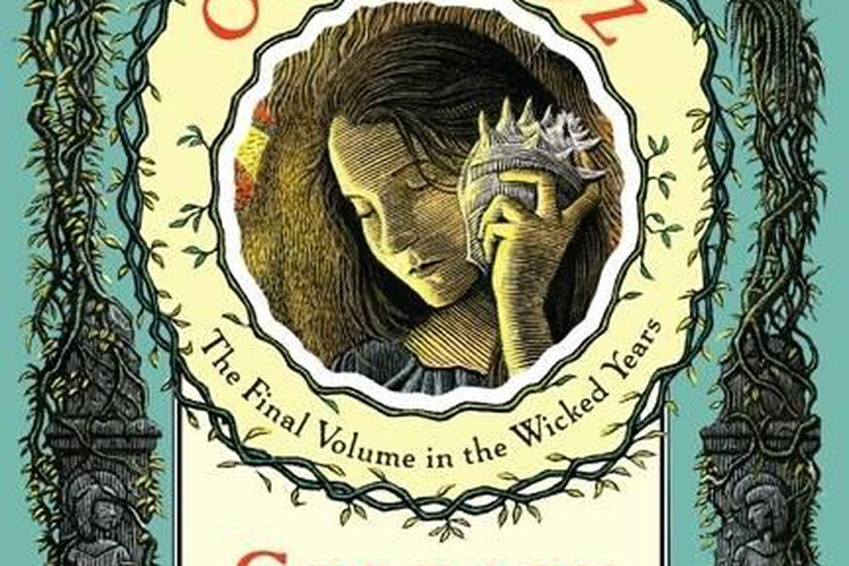 """""""Out of Oz"""" by Gregory Maguire is the final volume in the Wicked Years series."""