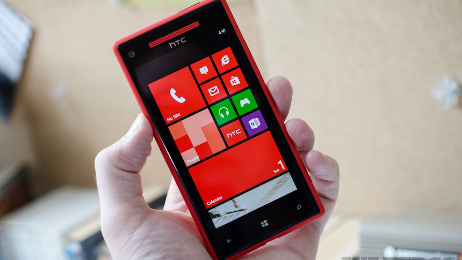 Windows Phone 8s / 8 x: Htc Tiles With Microsoft