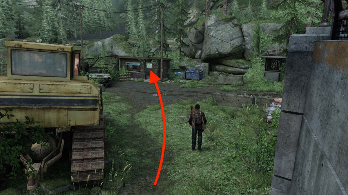 The Last of Us 'Tommy's Dam' collectibles locations guide