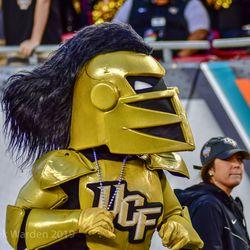 Knights win Gasparilla Bowl, 48-25