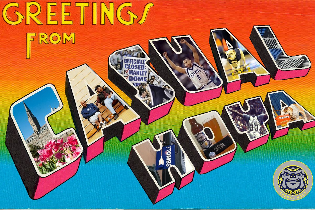 Greetings from Casual Hoya
