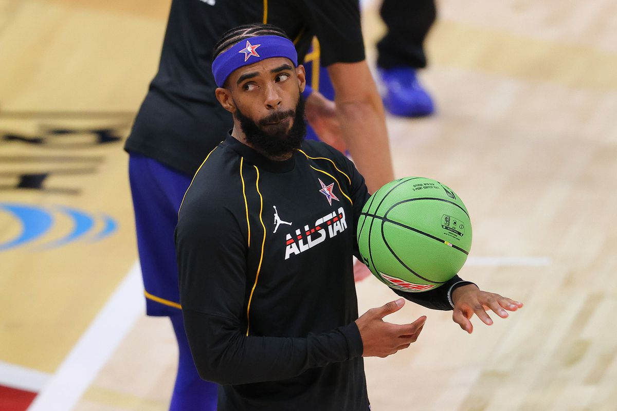 2021 NBA All-Star - MTN DEW 3-Point Contest