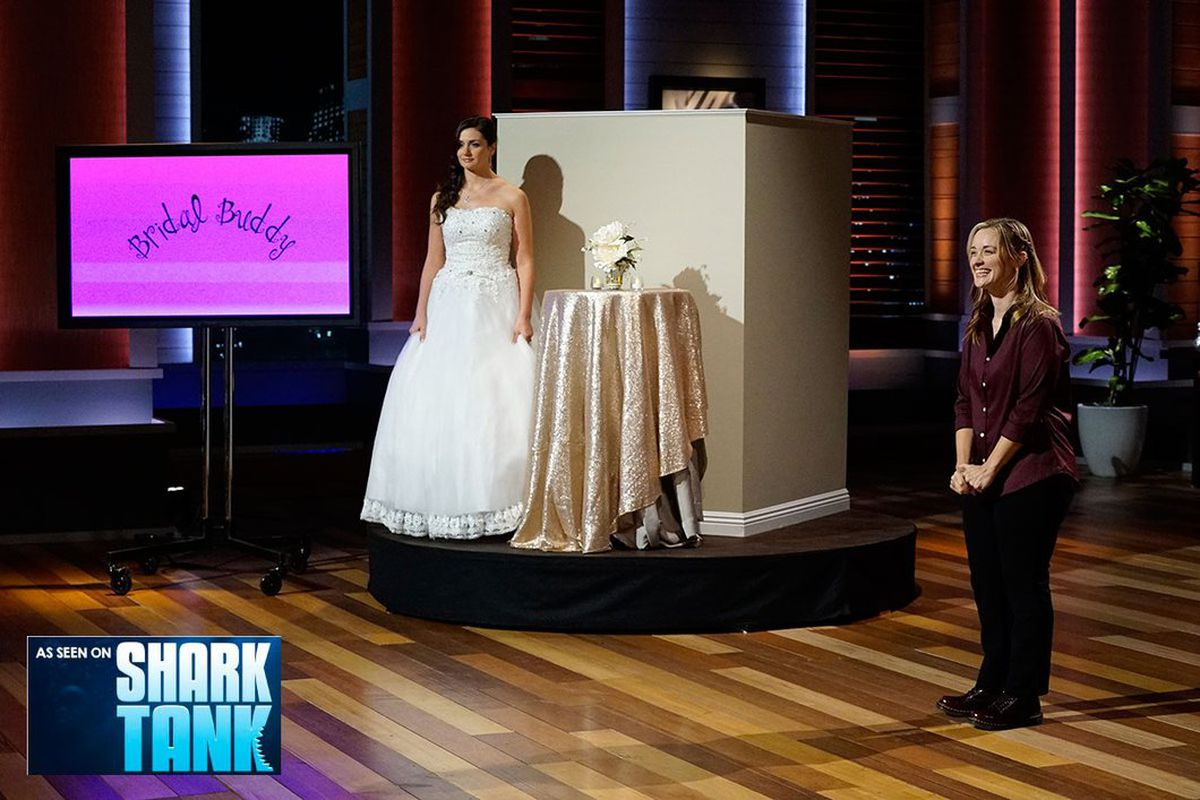 a very 'shark tank' gift guide - racked