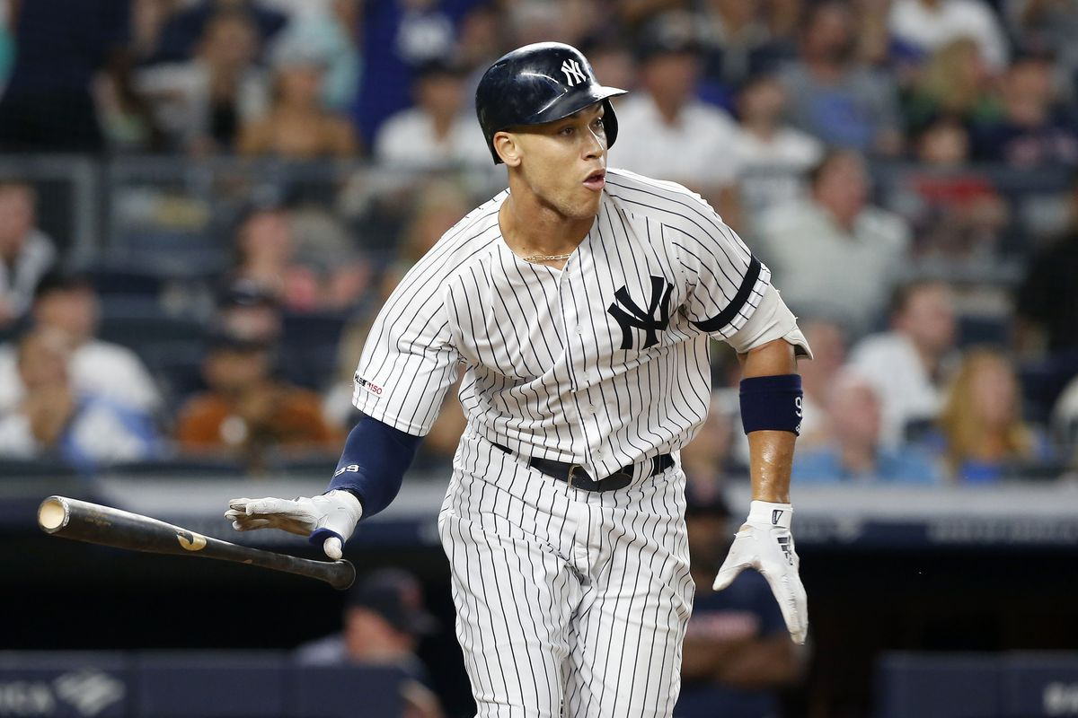premium selection 579d3 866cd Aaron Judge is back on track for the Yankees after his brief ...
