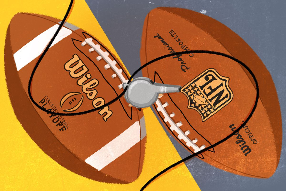 The NFL, the NCAA, and the Eternal Football Rules Debate