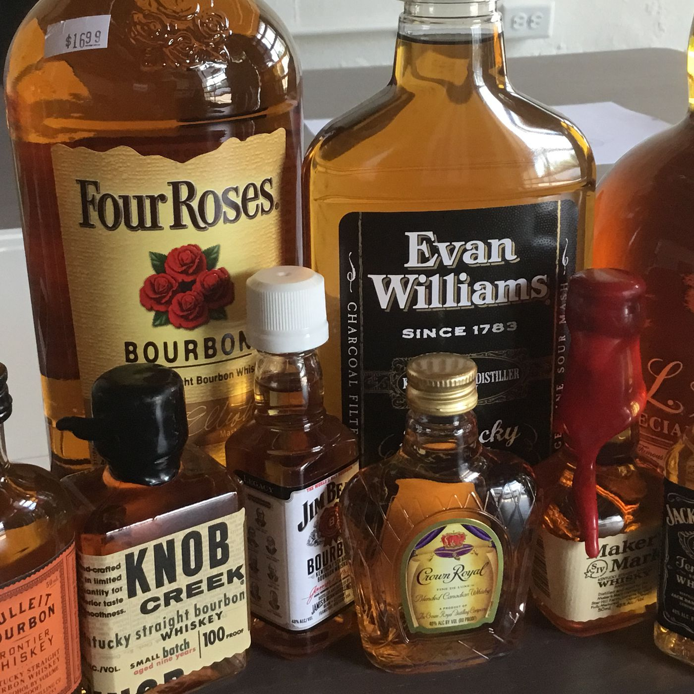 Whiskey With Wes A Blind Taste Test To Reveal The Best Whiskey For The Grove Red Cup Rebellion
