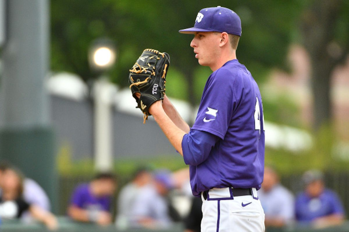 Brian Howard will open things up for the Frogs on Thursday night against Kansas State