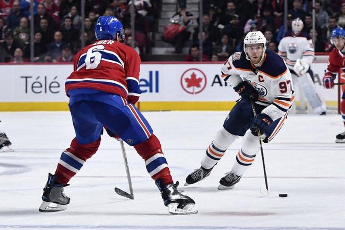 Game Thread Edmonton Oilers Vs Montreal Canadiens The Copper Blue