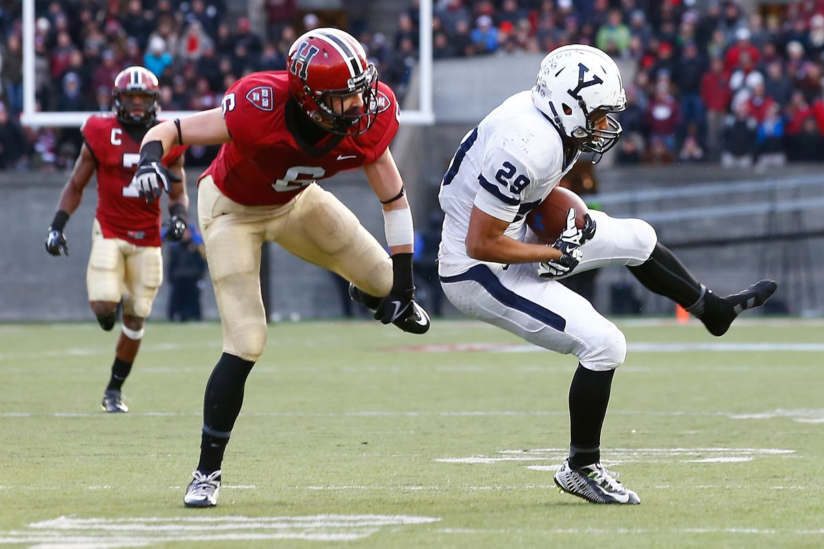 Is The Game the game this fall in the Ivy League?