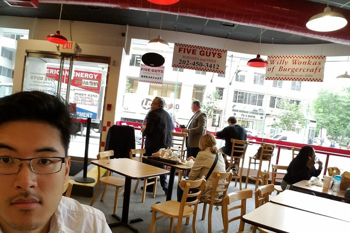San Francisco Sales Tax 2017 >> 3 Five Guys Restaurants Owe D.C. More Than $500,000 in Taxes - Eater DC