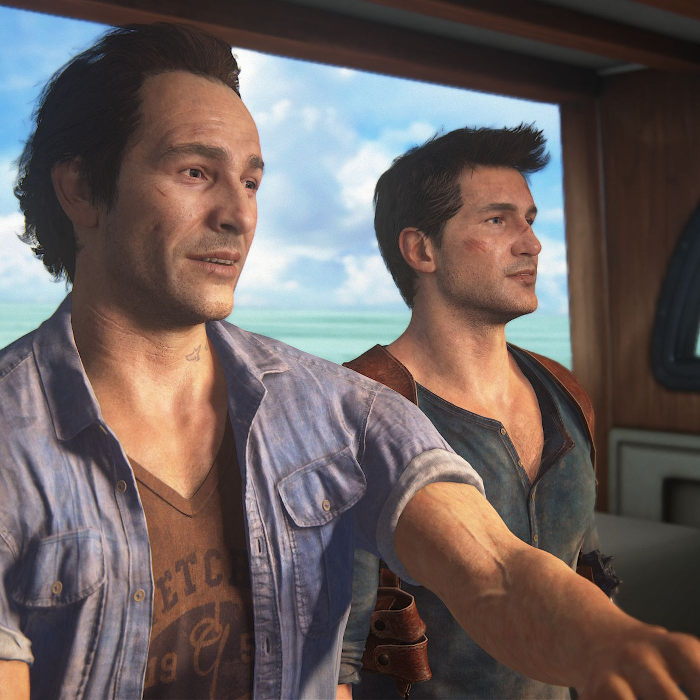 Uncharted 4 Is The Best And Possibly Last Game Of Its Kind The Verge