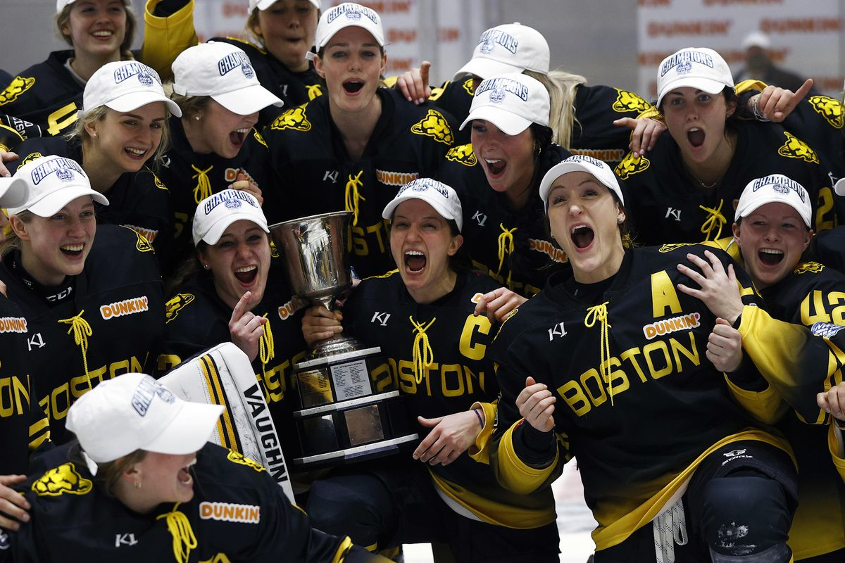 NWHL Isobel Cup Playoffs - Championship