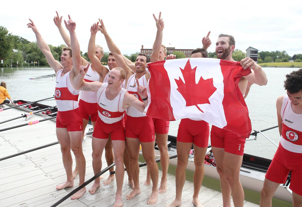 Canadian rowers2