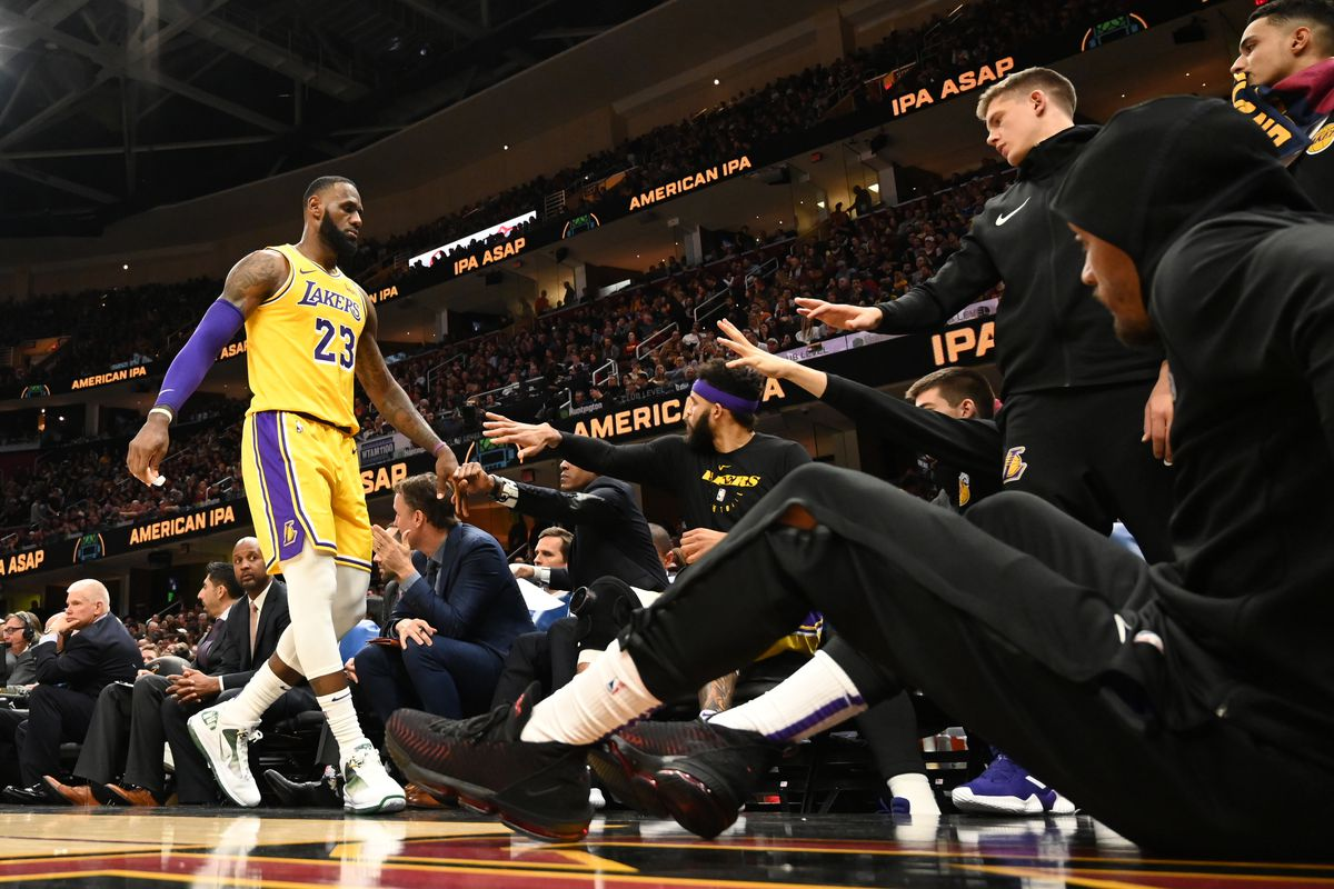 4fce18ba3c34 LeBron James  2nd return to Cleveland was thoroughly boring. Here s why.