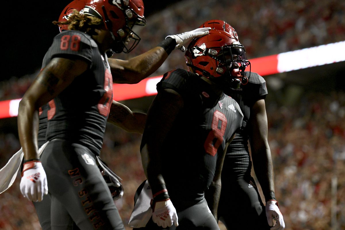 COLLEGE FOOTBALL: SEP 02 USF at NC State