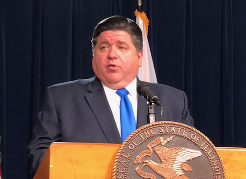 Gov. J.B. Pritzker has a property tax controversy of his own.