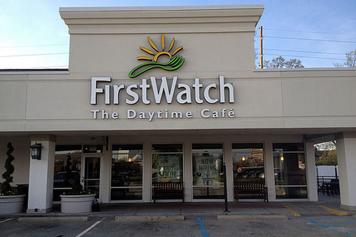 First Watch in Indiana.