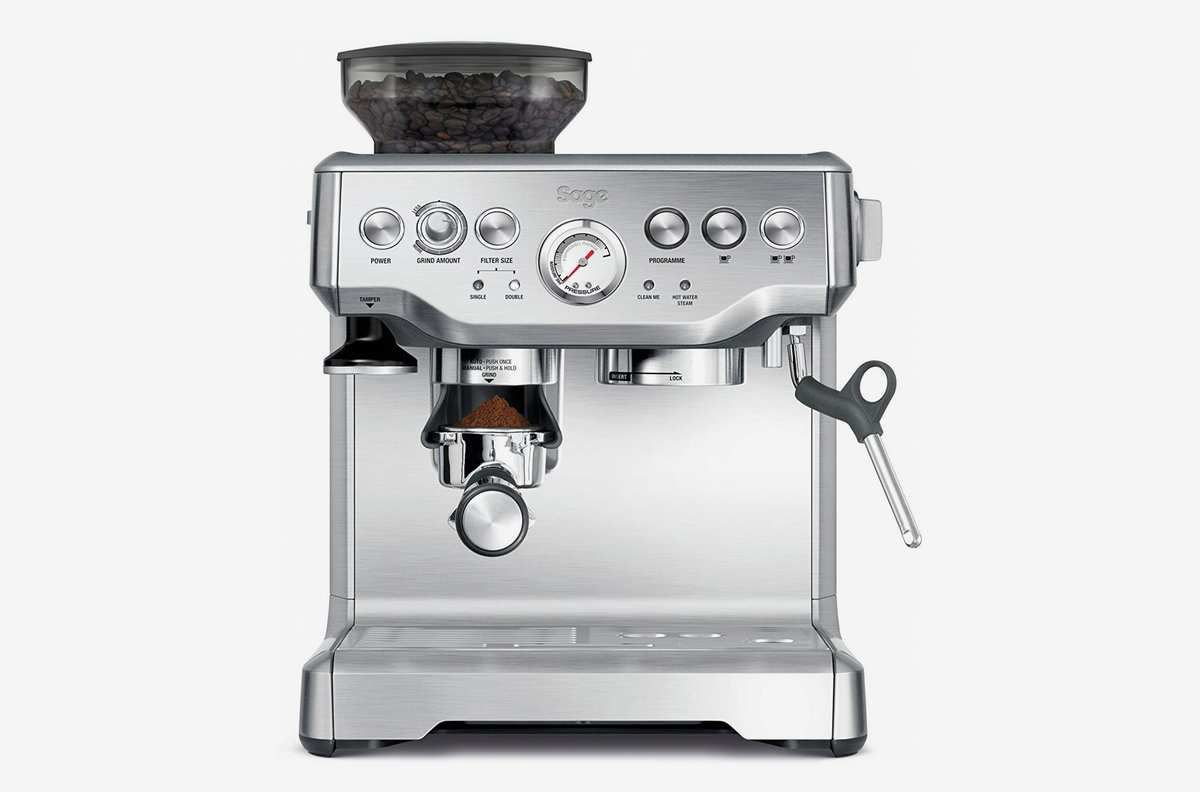 Barista Pro by Sage, one of the best coffee makers for 2020
