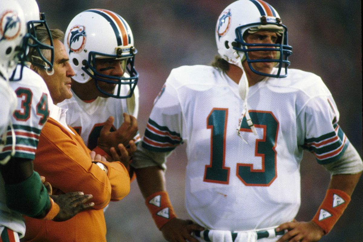 Bow down to the greatest coach and quarterback of all time.