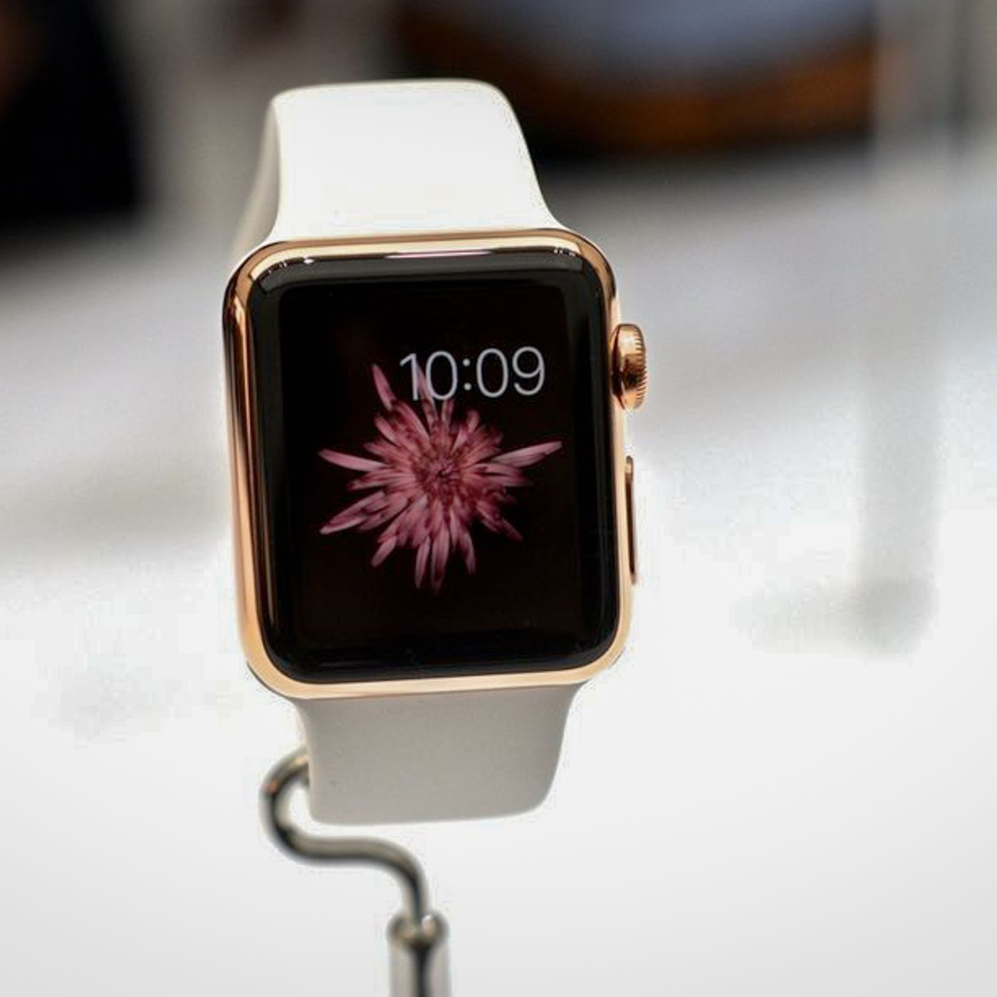 The Gold Apple Watch Edition Will Start At 10 000 The Verge