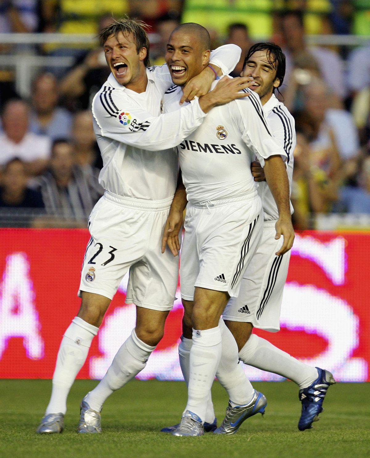 Cadiz v Real Madrid