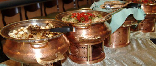 Masala Art's buffet [Photo: Official]