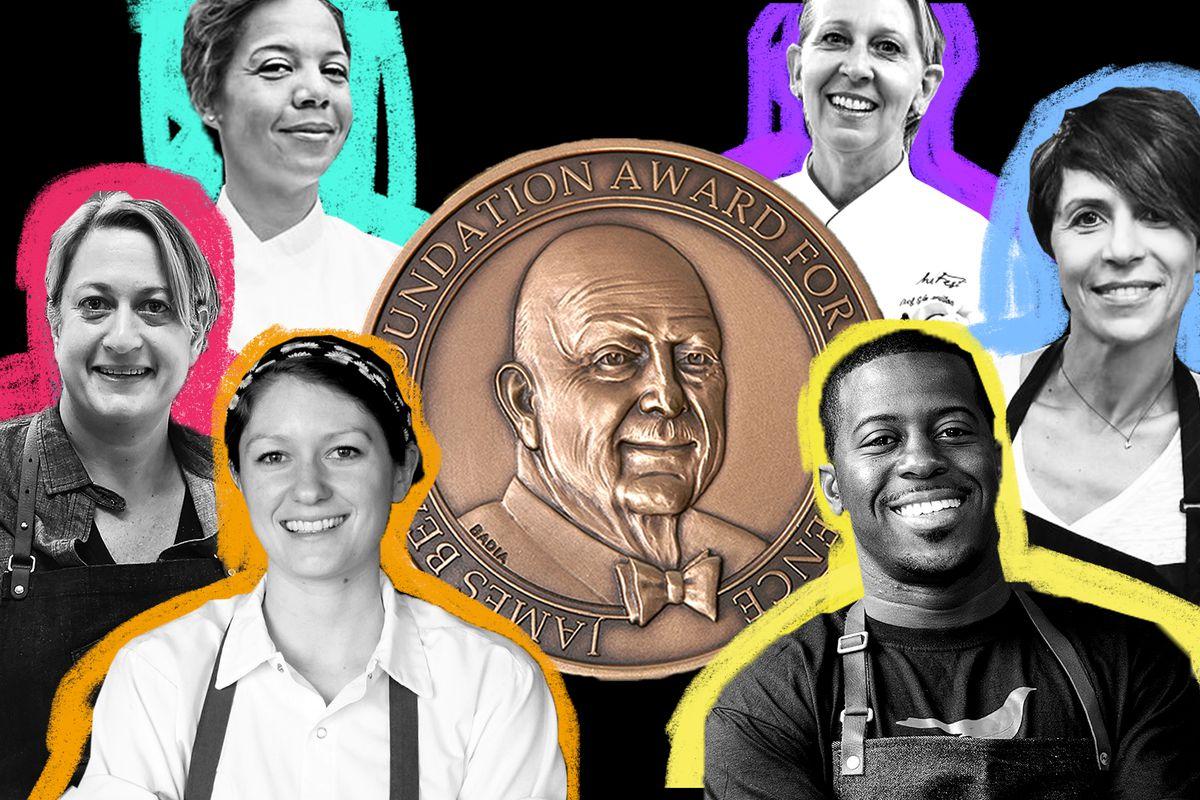James Beard Award Chef And Restaurant Winners