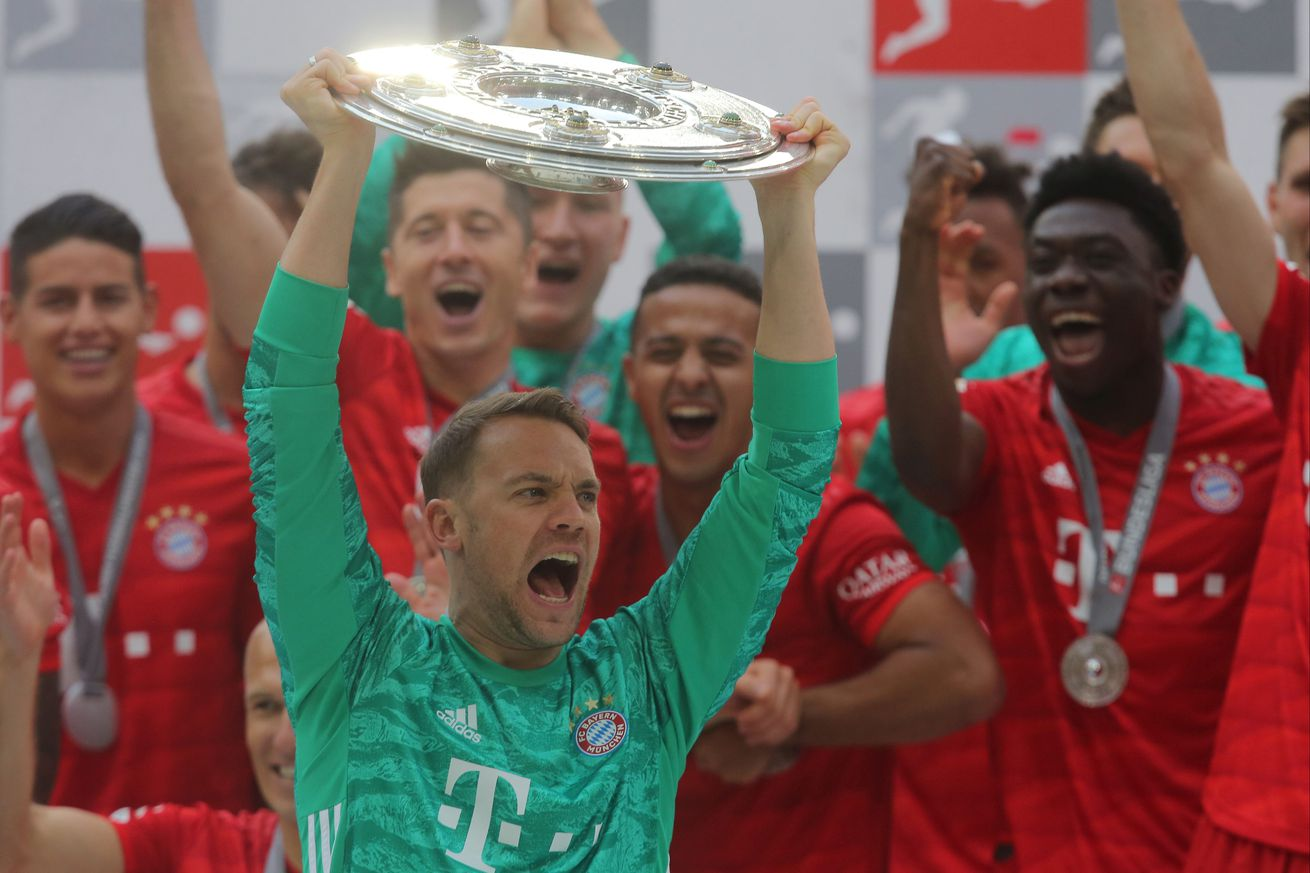 Injury update: Bayern Munich?s Manuel Neuer and James Rodriguez are back in action